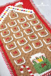 Adventskalender Selber Häkeln Nephi Handmade