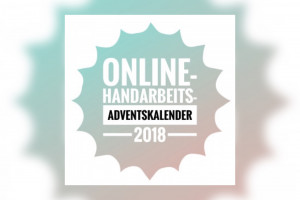 Online Handarbeits Adventskalender 2018