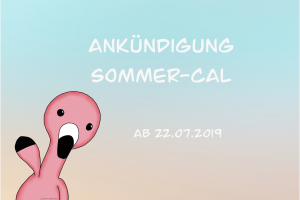 Ankündigung Sommer-CAL