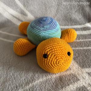Schildkröte Cassie